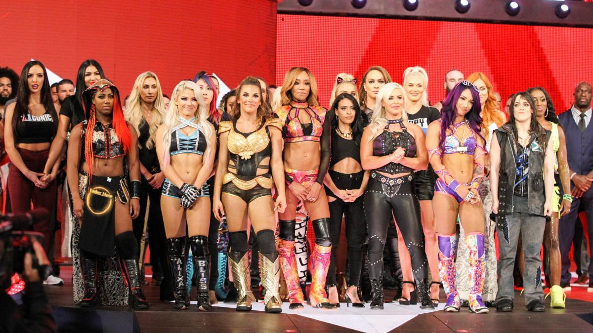 raw femmes