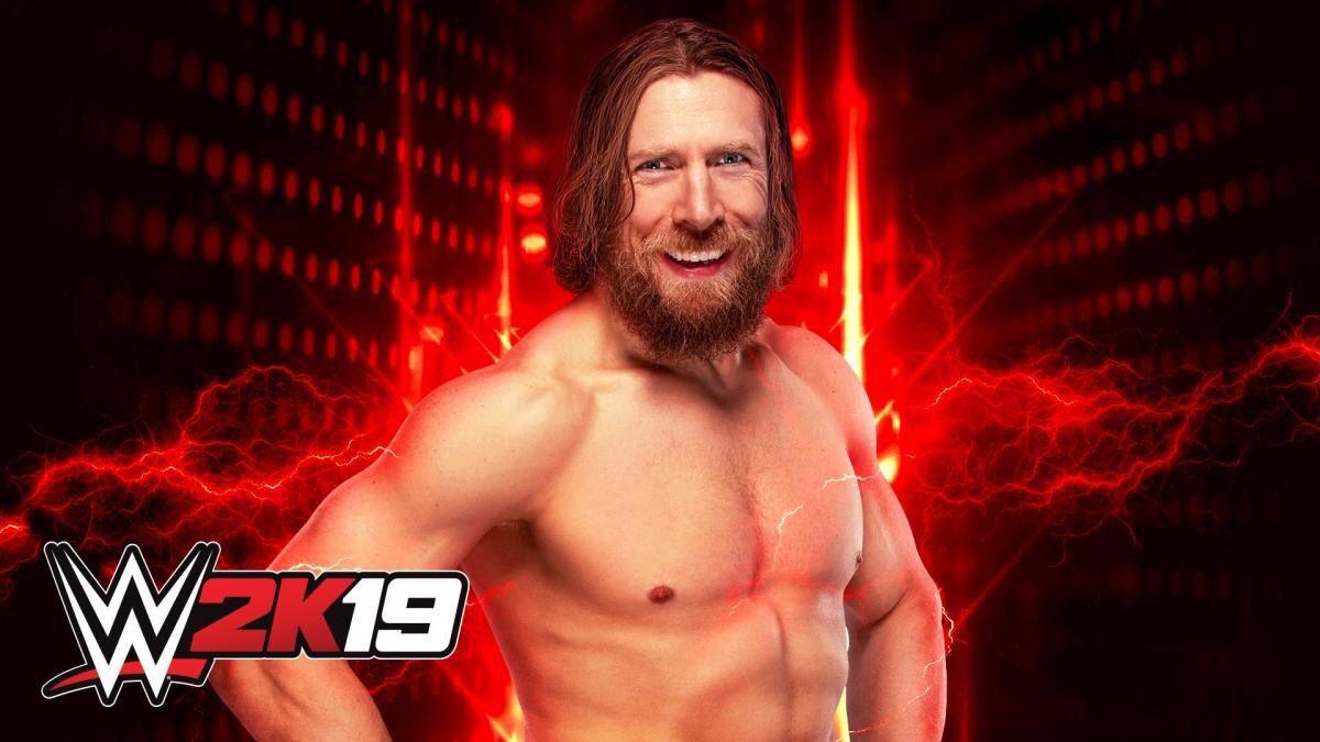 Daniel Bryan WWE 2K19