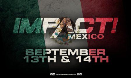 Impact Wrestling Mexique