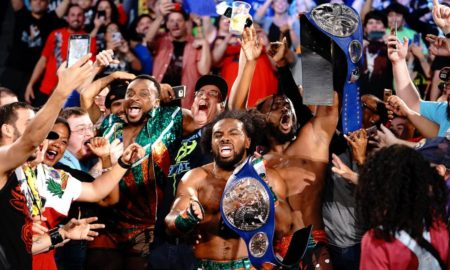 new day champs wwe