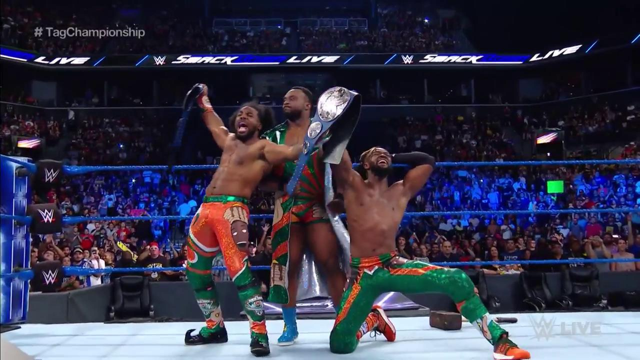 new day champs