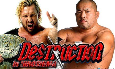 njpw destruction omega ishii