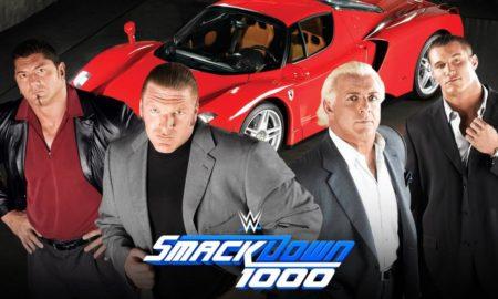 evolution smackdown 1000