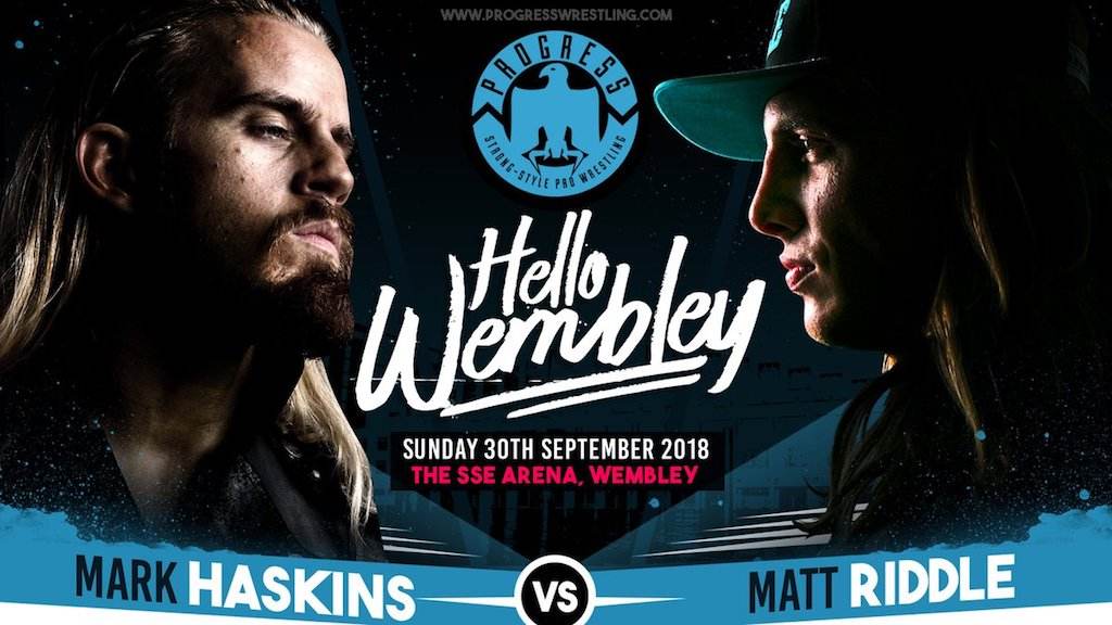 haskins riddle wembley