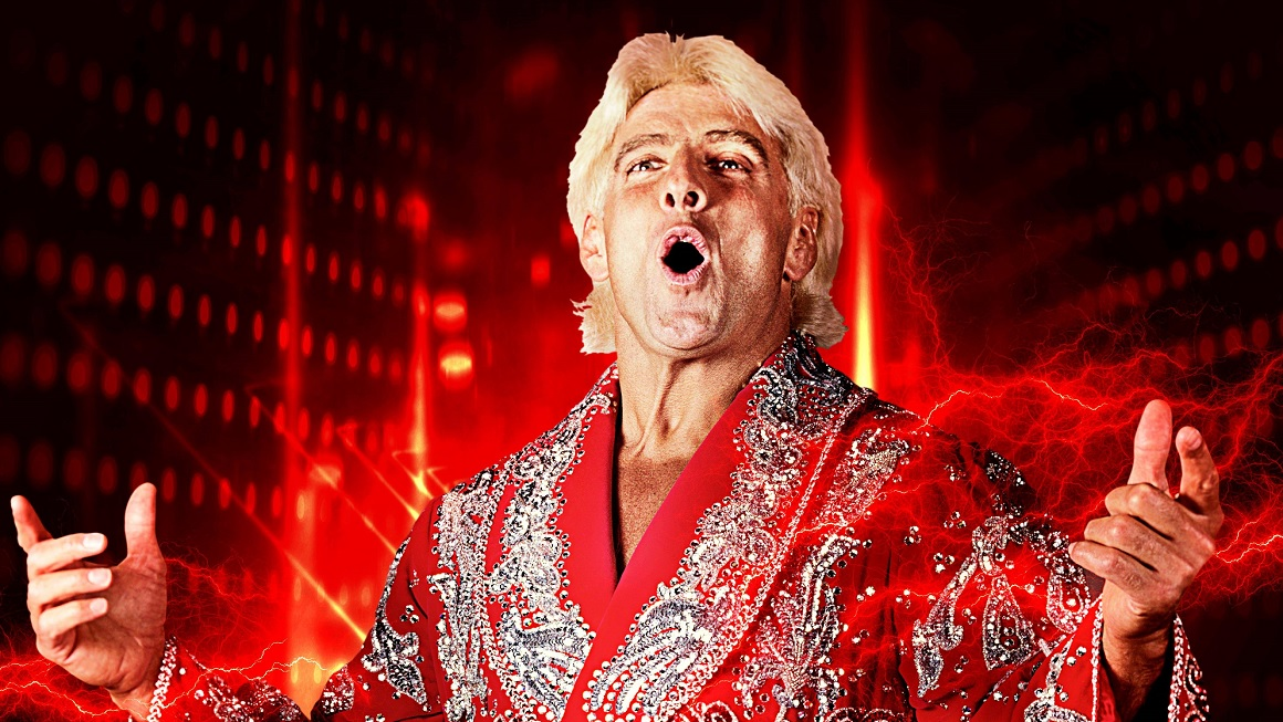 ric flair WWE 2K19