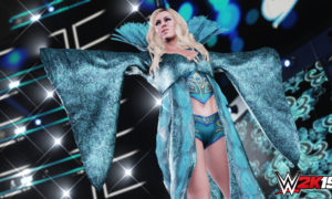 Charlotte Flair wwe 2K19