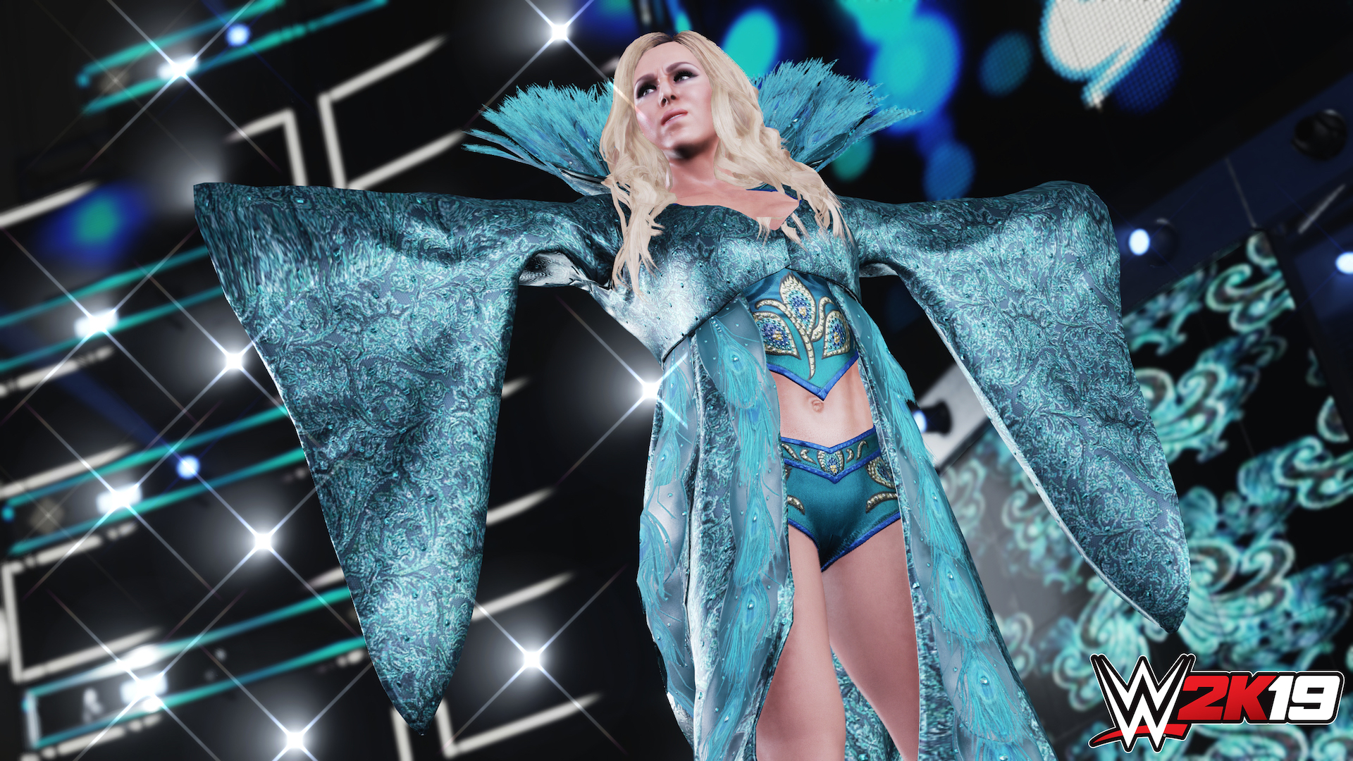 Charlotte Flair wwe 2K19