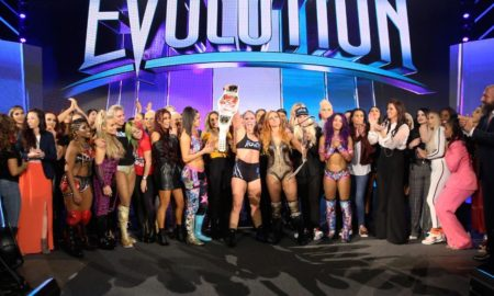 evolution wwe fin