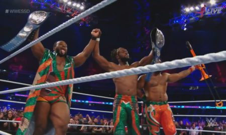 new day wwe ssd
