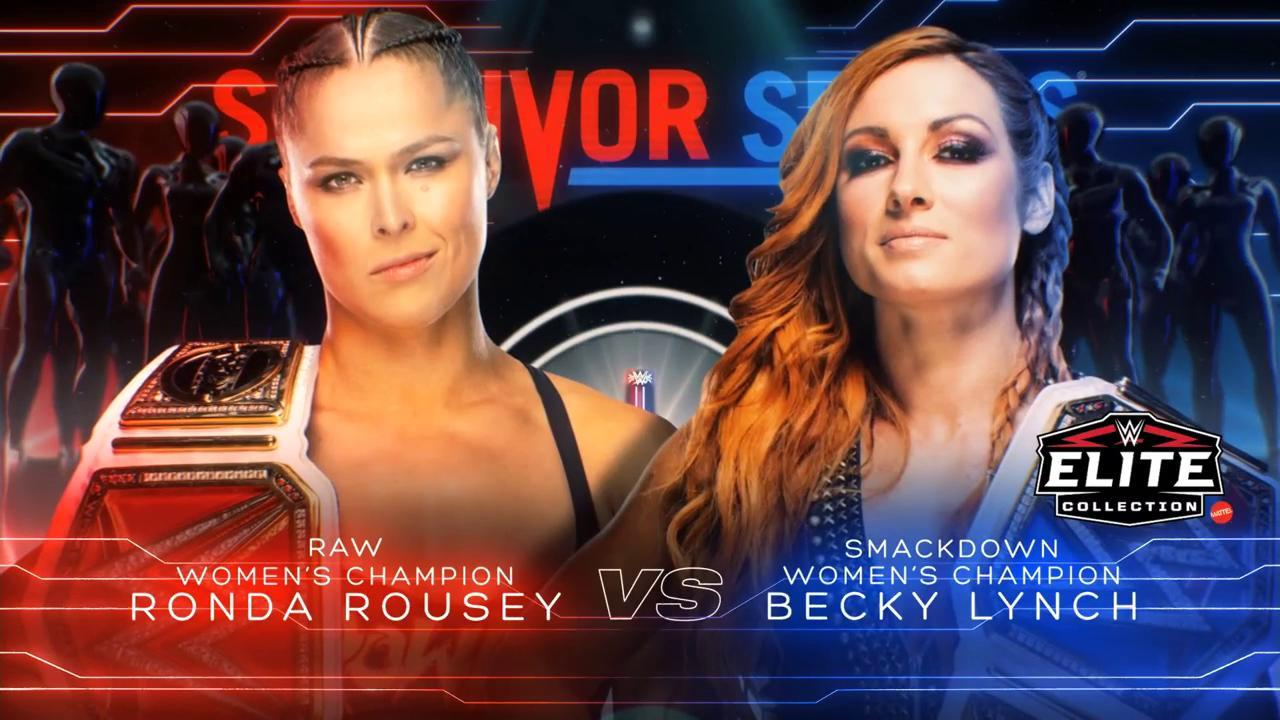 rousey lynch
