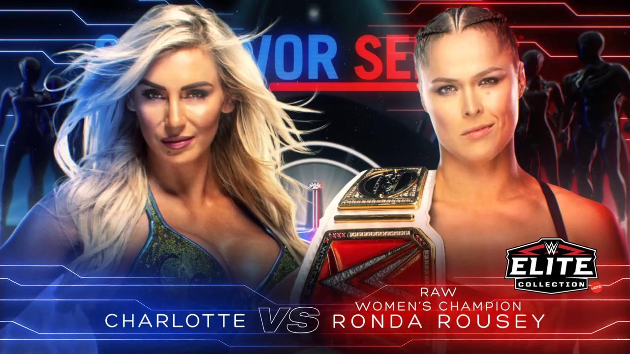 flair vs rousey series
