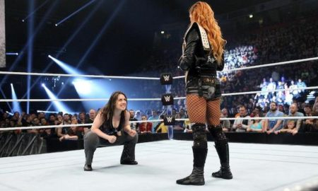 nikki cross smackdown debuts