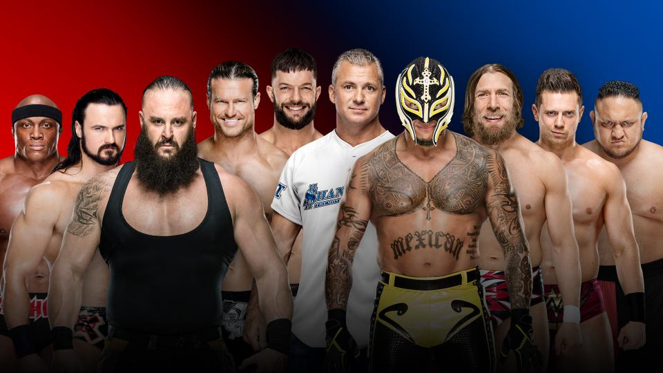 raw survivor series