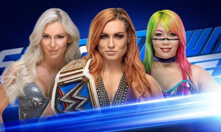 becky lynch charlotte flair asuka smackdown