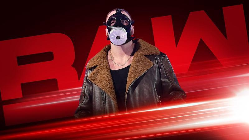 dean ambrose raw masque