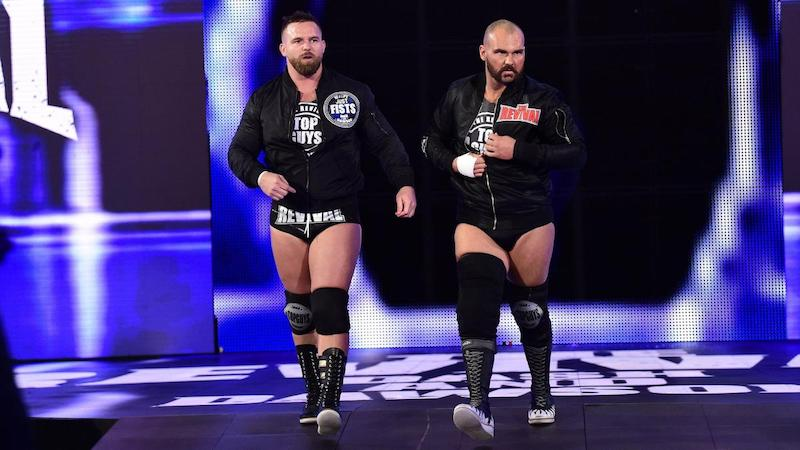 revival raw