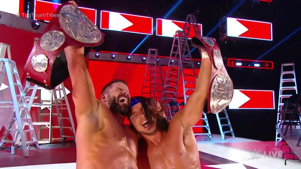roode gable champions