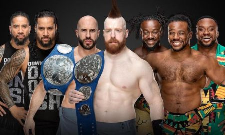smackdown equipe tlc