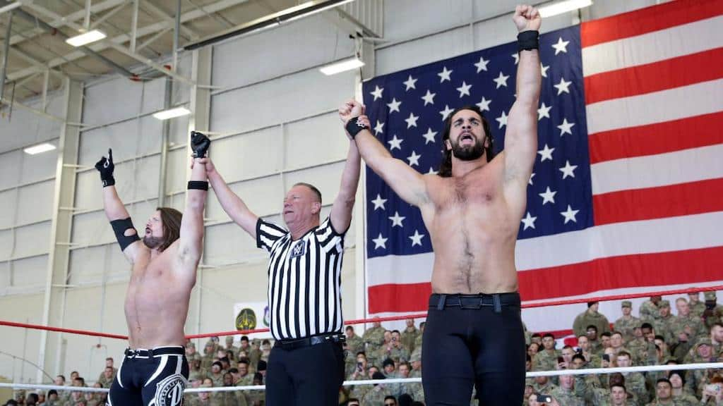 styles rollins troops