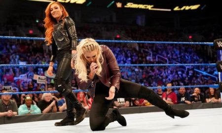 becky lynch charlotte flair sdlive