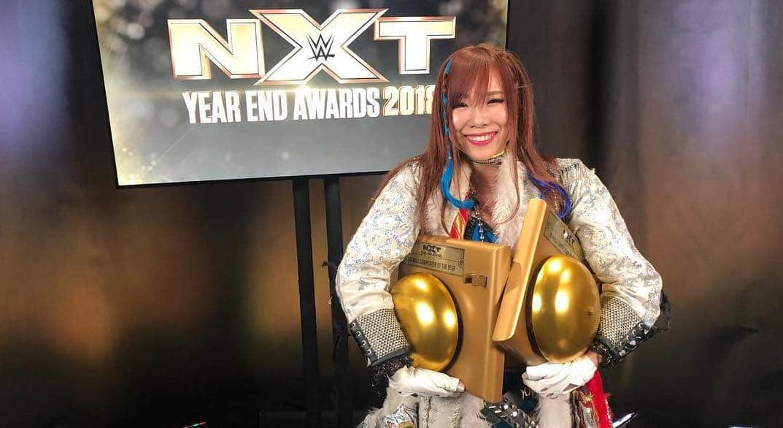 kairi sane nxt year end awards