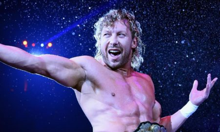 kenny omega njpw champion