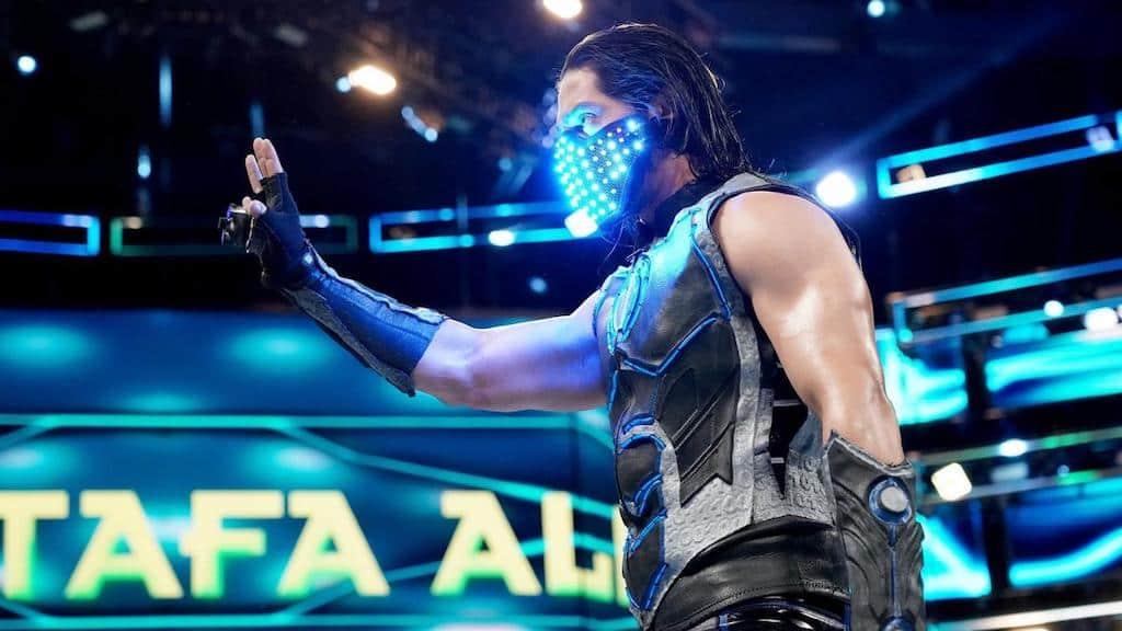 mustafa ali mask