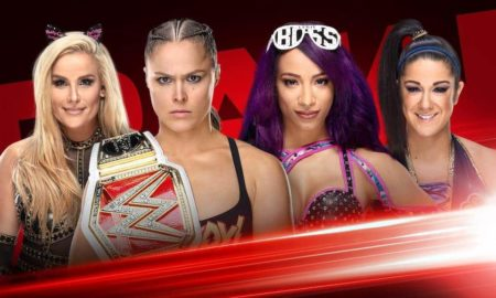 natalya rousey banks bayley raw