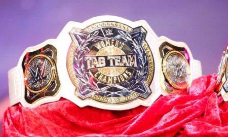 titre championne equipe wwe