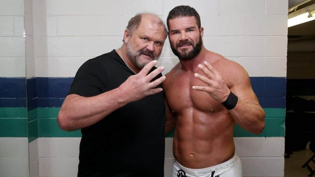 arn anderson bobby roode