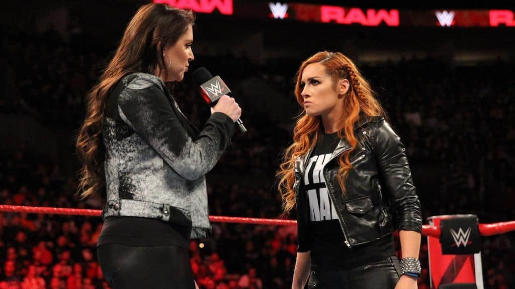 stephanie mcmahon becky lynch