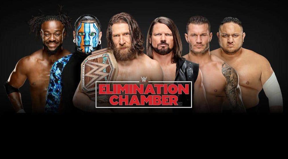carte finale de wwe elimination chamber 2019  u2013 voxcatch
