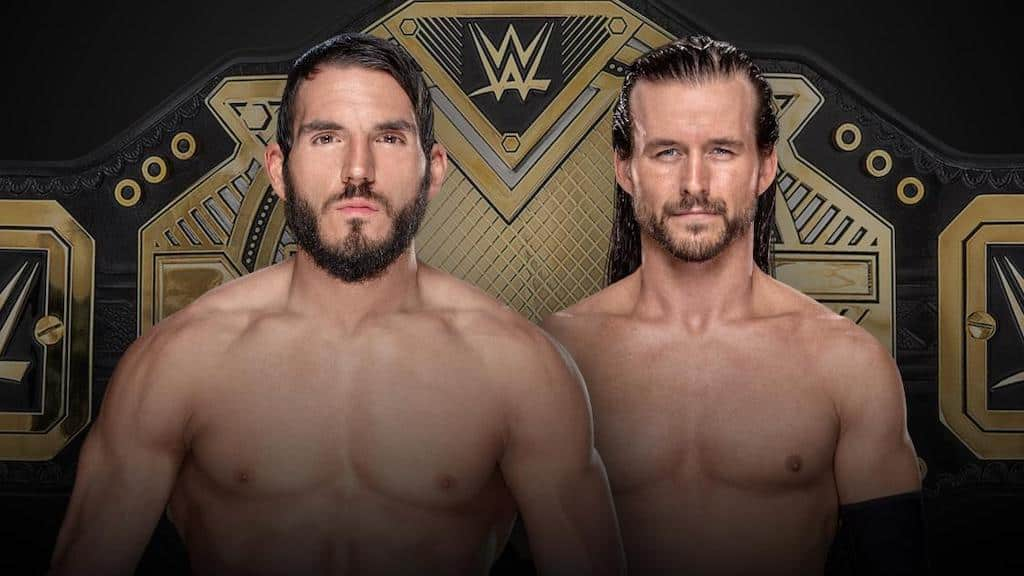 adam cole johnny gargano