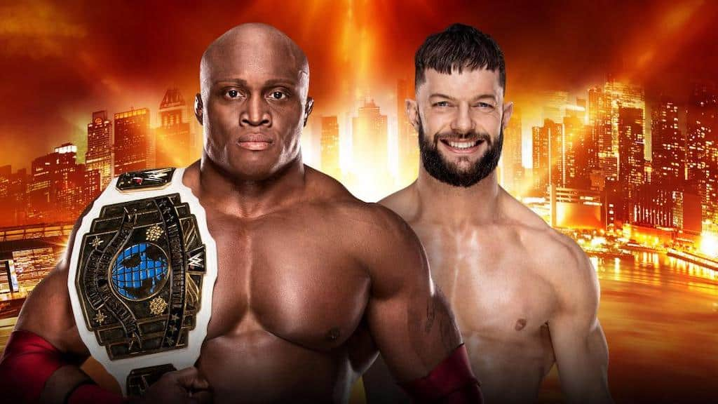 balor lashley wrestlemania