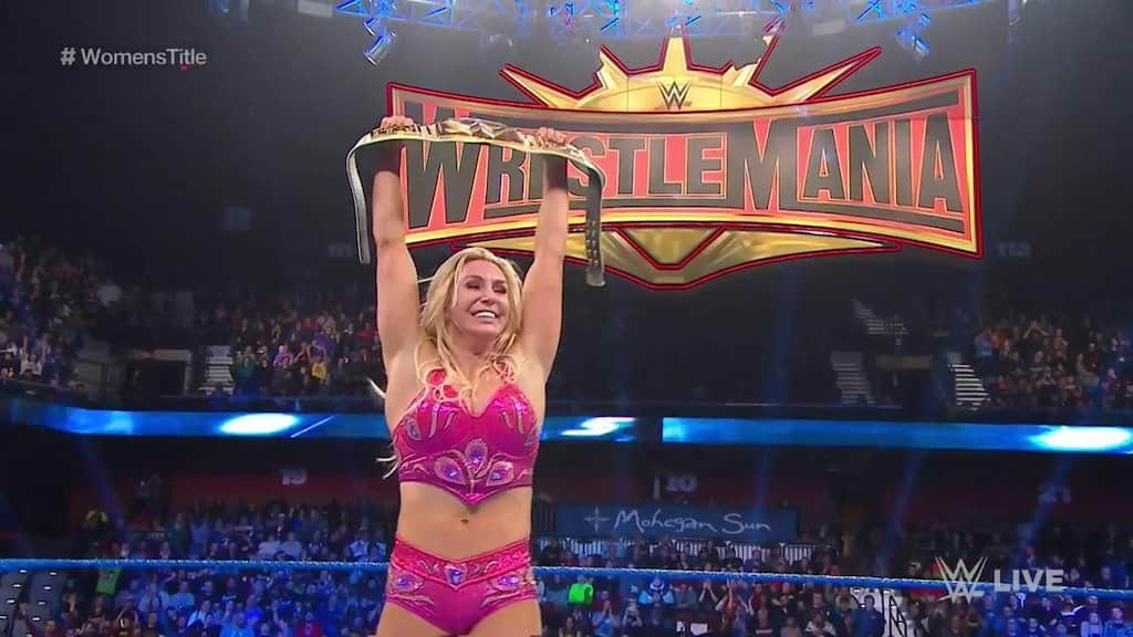 charlotte flair sd champ