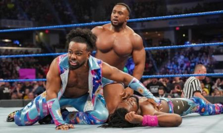new day smackdown 1