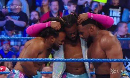 new day smackdown 2