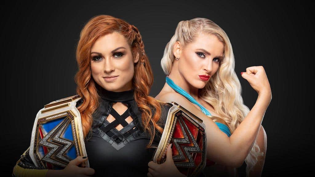 becky lynch lacey evans mitb