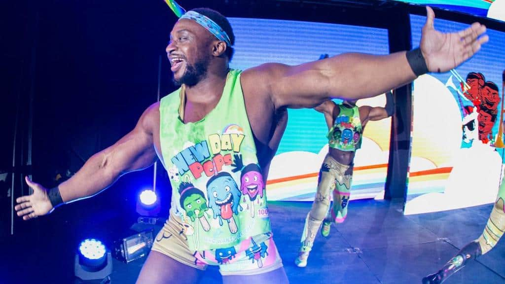 big e new day