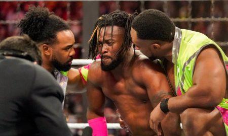 kofi kingston new day wrestlemania