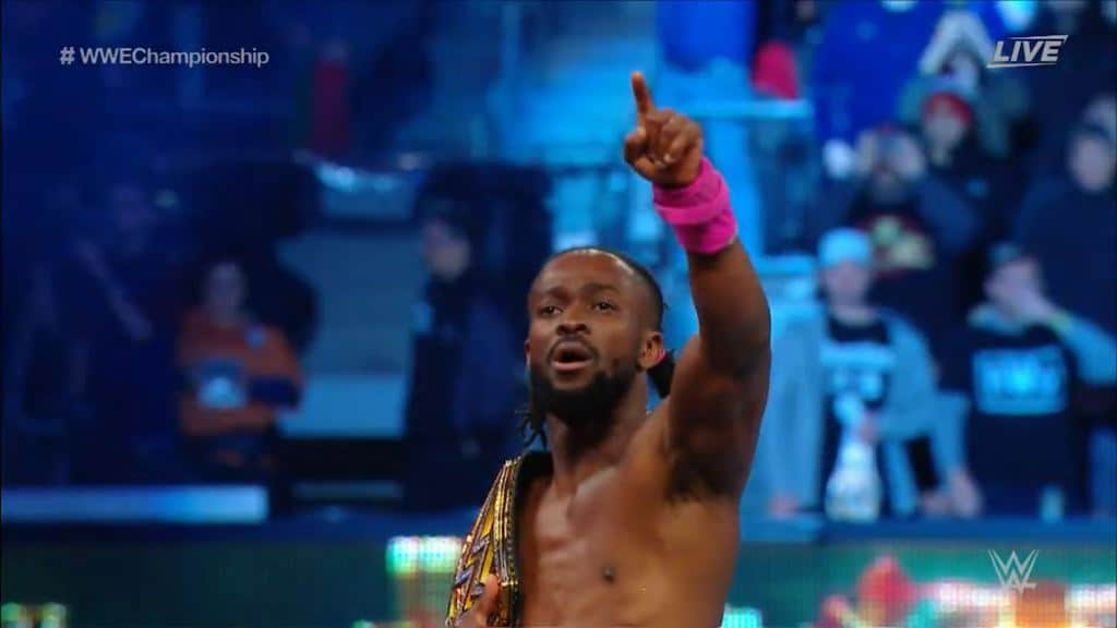 kofi kingston wrestlemania