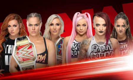 raw lynch rousey flair riott