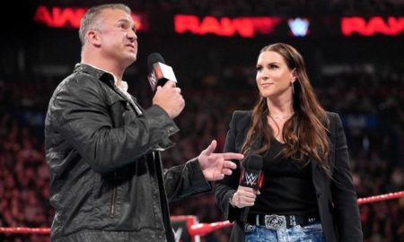 shane stephanie mcmahon raw