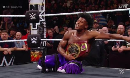 velveteen dream takeover new york