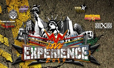 wrestlemania 35 weekend programme
