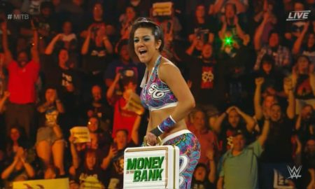 Bayley MITB briefcase mallette