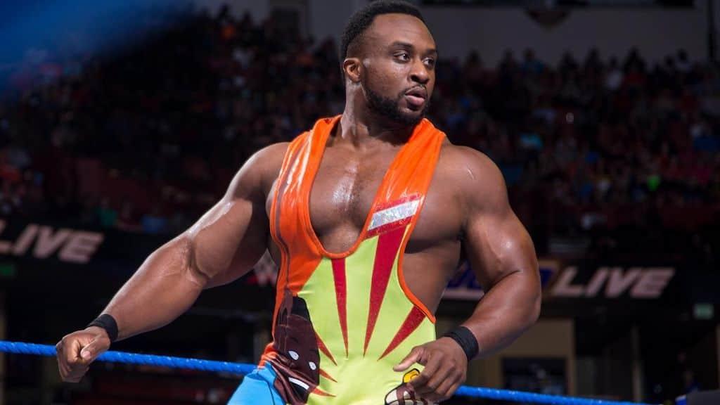 Big E WWE