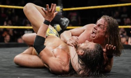 Matt Riddle NXT Adam Cole