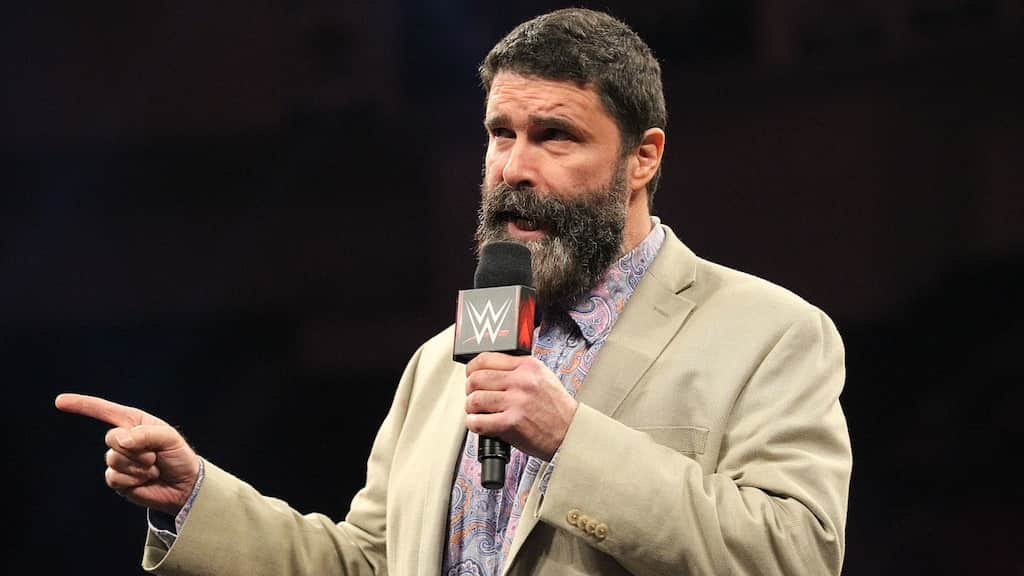 mick foley wwe