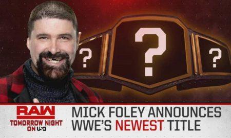 nouveau titre raw